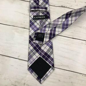 Express Men's silk tie